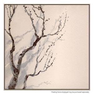 Fallen Leaves - Canvas Print