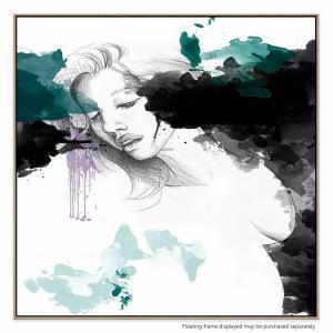 Rainstorm - Canvas Print