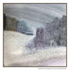 The Cabin - Canvas Print