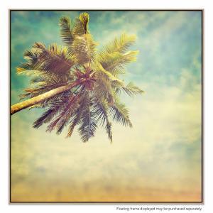 Vintage Palm - Canvas Print