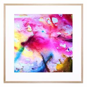 Jelly Fish - Framed Print