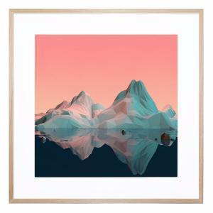 Jupiter Sky - Framed Print