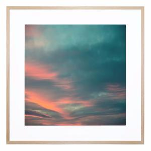 Open to View - Framed Print