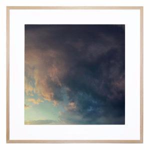 Saintly Sky - Framed Print