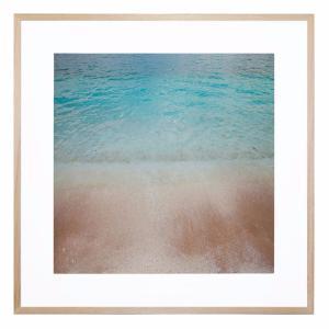 Squeaky Beach - Framed Print