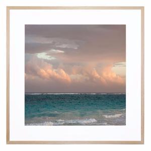 The Bay - Framed Print