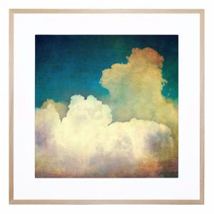 Vintage Sky - Framed Print