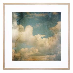 Vintage Sky 2 - Framed Print