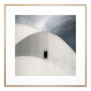 A Viewing Room - Framed Print