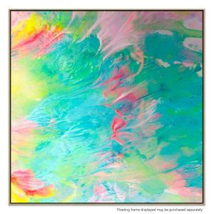 Reef Strike 1 - Canvas Print