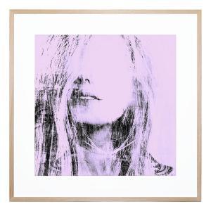 Norma B - Framed Print