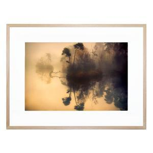 My Place - Framed Print