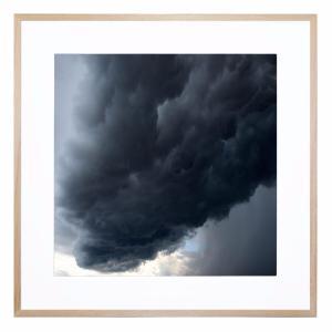 Ocean Sky - Framed Print