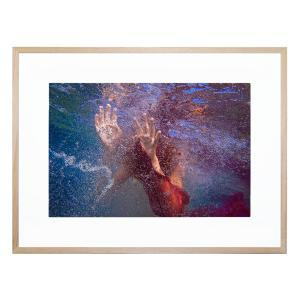 Hunting Bubbles - Framed Print