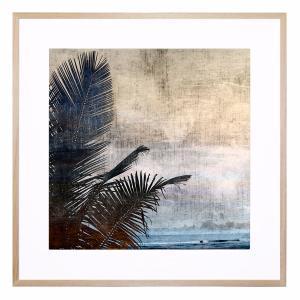 Seventh Sea - Framed Print