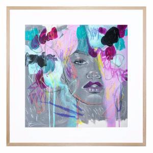 Siren - Framed Print