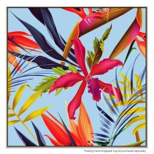 Sonic Bloom - Canvas Print