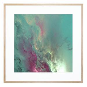 Ozone Central - Framed Print