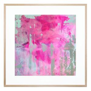 Summer Rain - Framed Print