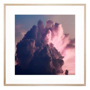 Pastel Skies - Framed Print