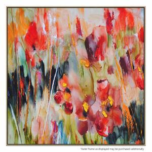 Hypnotic Blooms - Painting