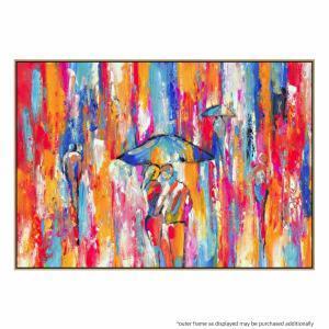 Rain Dancing - Painting