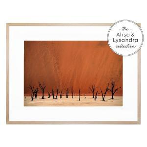 Deadvlei - Framed Print