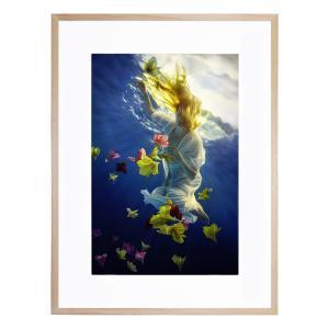 Flower Fantasy - Framed Print