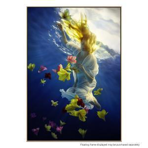 Flower Fantasy - Canvas Print