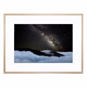 Rivers in the Sky - Framed Print