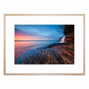 Symphony of Sunset - Framed Print