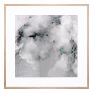 Cloudy Bear - Framed Print
