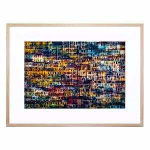 Mad World - Framed Print