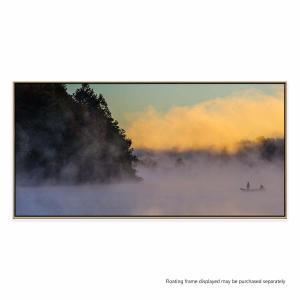 Fishing 3 - Canvas Print