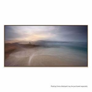 The Photographer of Nowhere - Canvas Print