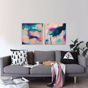 Curio 1 - Curio 2 - Canvas Print