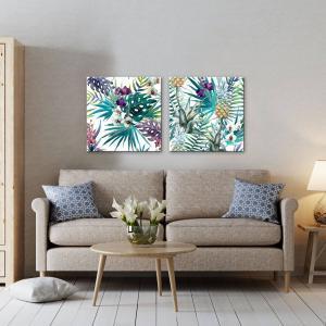 Grandiflora - Pina - Canvas Print