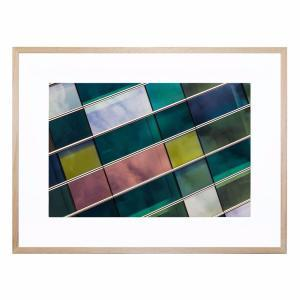 Play of Colors - Framed Print