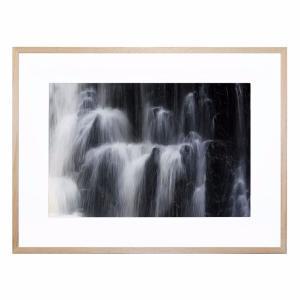 Splashing Water - Framed Print