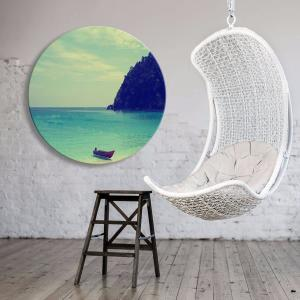 Vintage Island - Acrylic Art