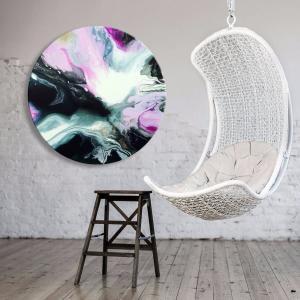 Source Of Creation - Acrylic Art