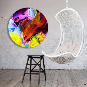 Grand Fabulous - Acrylic Art