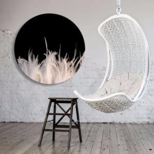 Feather Strong - Acrylic Art