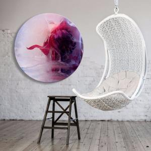 Charlotte Blush - Acrylic Art