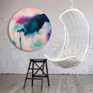 Curio 2 - Acrylic Art