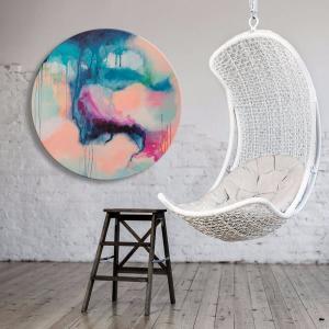 Curio 1 - Acrylic Art