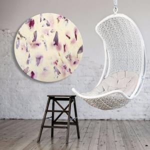 Petal Regalia - Acrylic Art