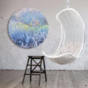 Hints Of Spring - Acrylic Art