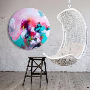 Gelato - Acrylic Art