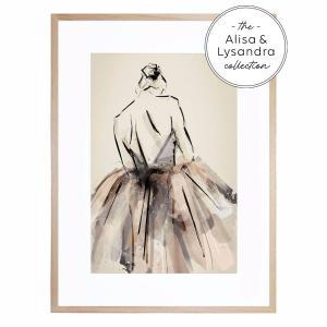 Always Ballet - Framed Print